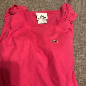 Lacoste Long sleeve t shirt